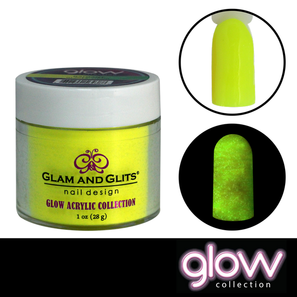 Glam and Glits Glow Acrylic Powder - Radiant
