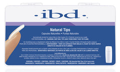 IBD Nail Tips - Natural (100 Pieces)