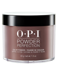 OPI Powder Perfection - Squeaker Of The House