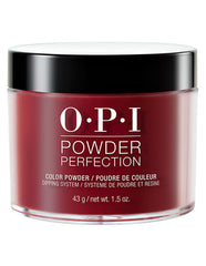 OPI Powder Perfection - We The Female