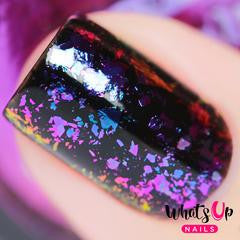Whats Up Nails Galaxy Flakies