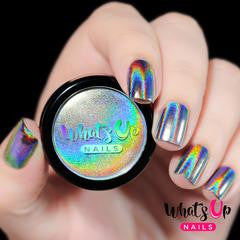Whats Up Nails Holographic Powder