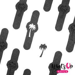 Whats Up Nails Nail Vinyl - Palm Stencils
