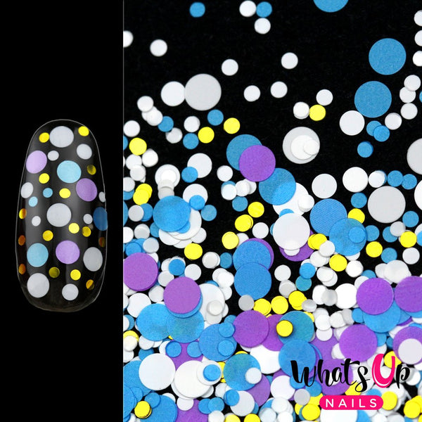 Whats Up Nails Cake Pop Confetti