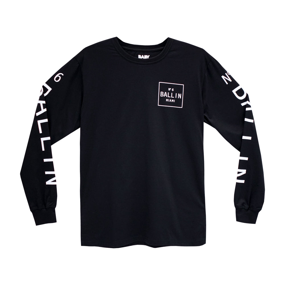 BALLIN LONG SLEEVE