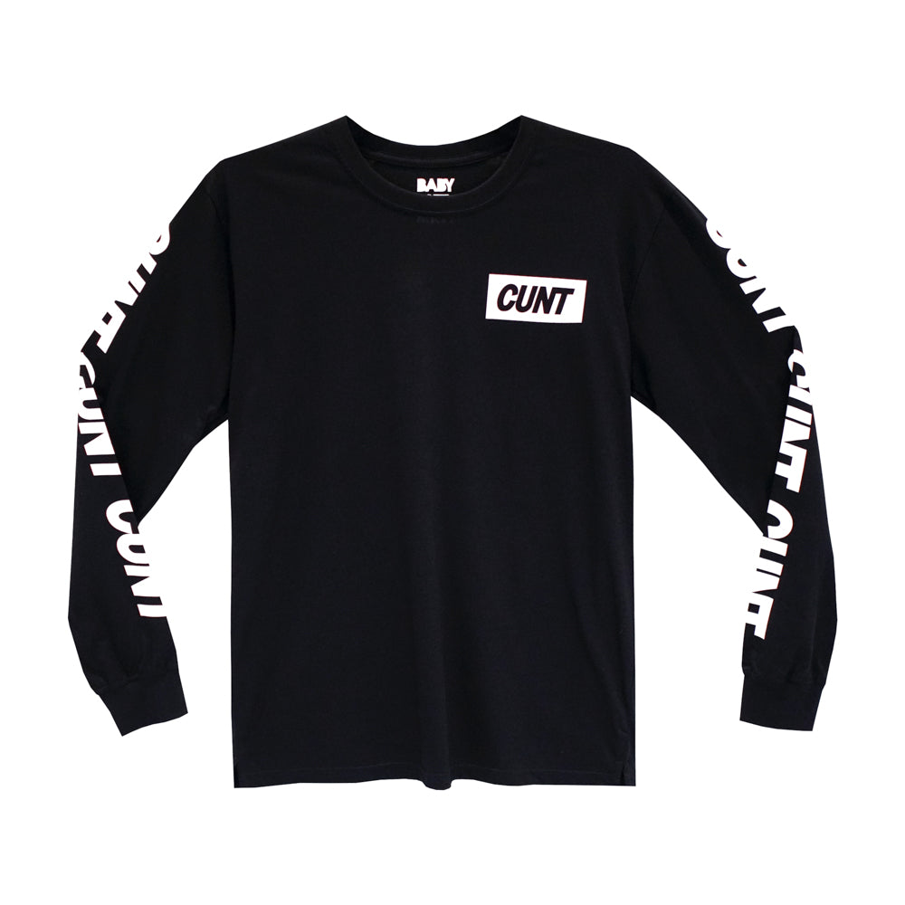 CUNT LONG SLEEVE