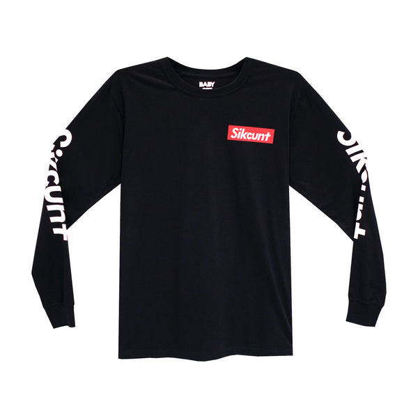 SIKCUNT LONG SLEEVE