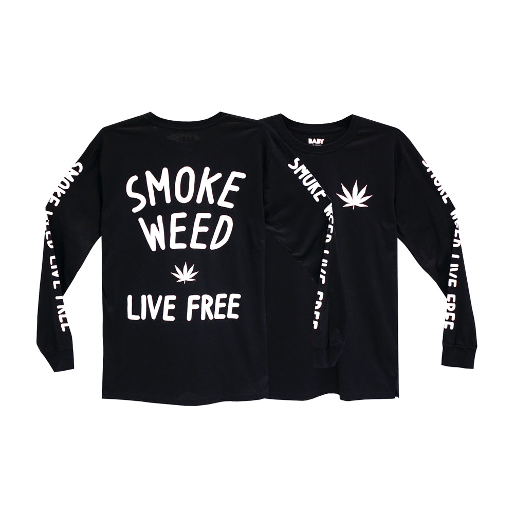 SMOKE WEED LONG SLEEVE
