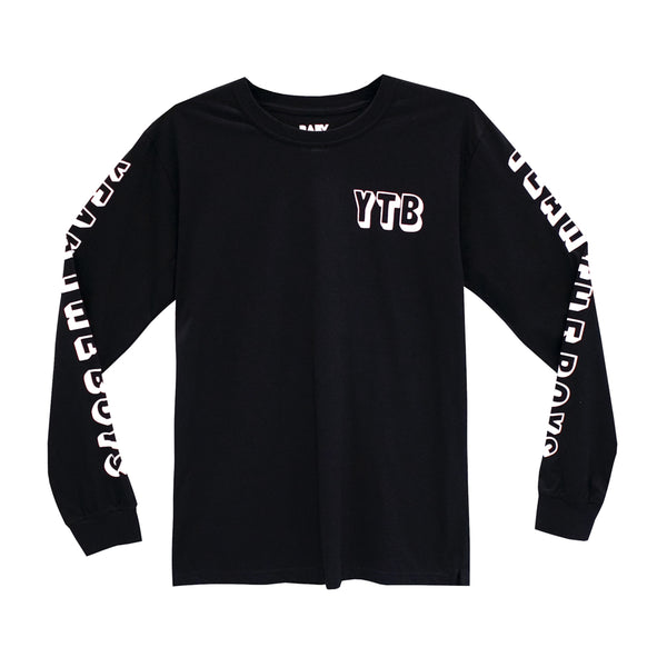YEAH THE BOYS LONG SLEEVE