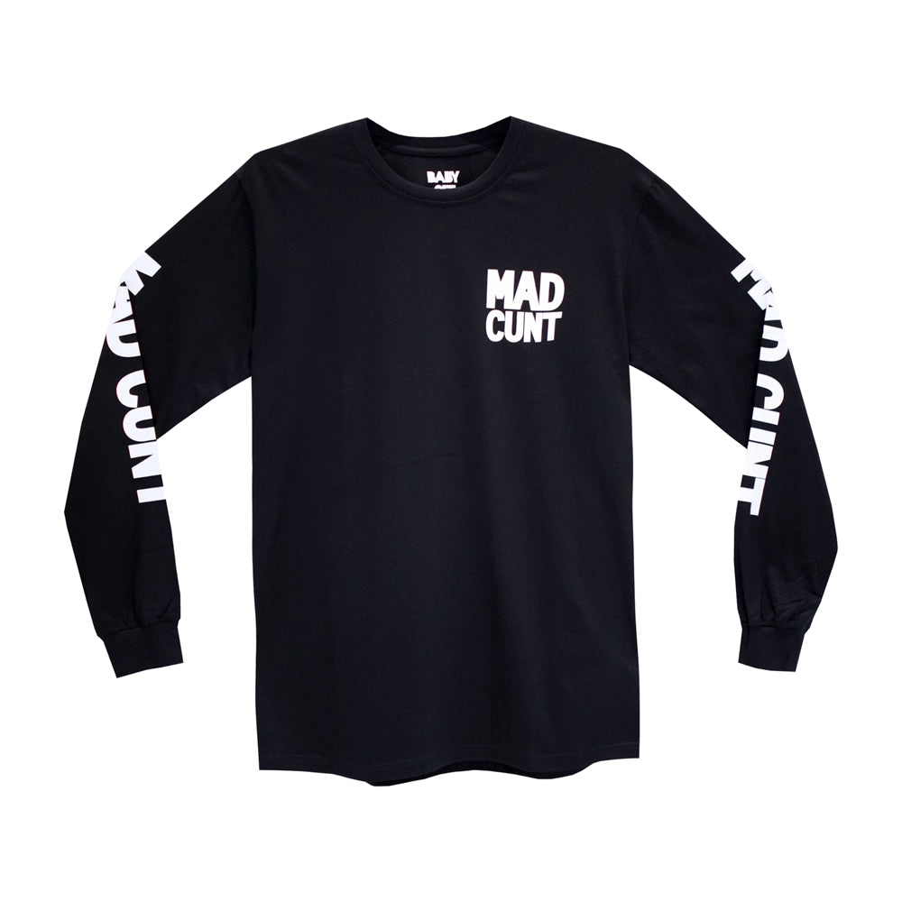 MAD CUNT LONG SLEEVE