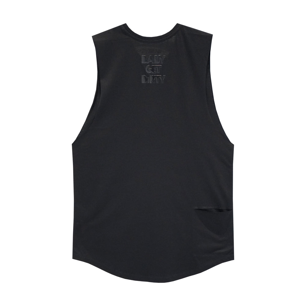 BOSS BOYS MUSCLE TEE