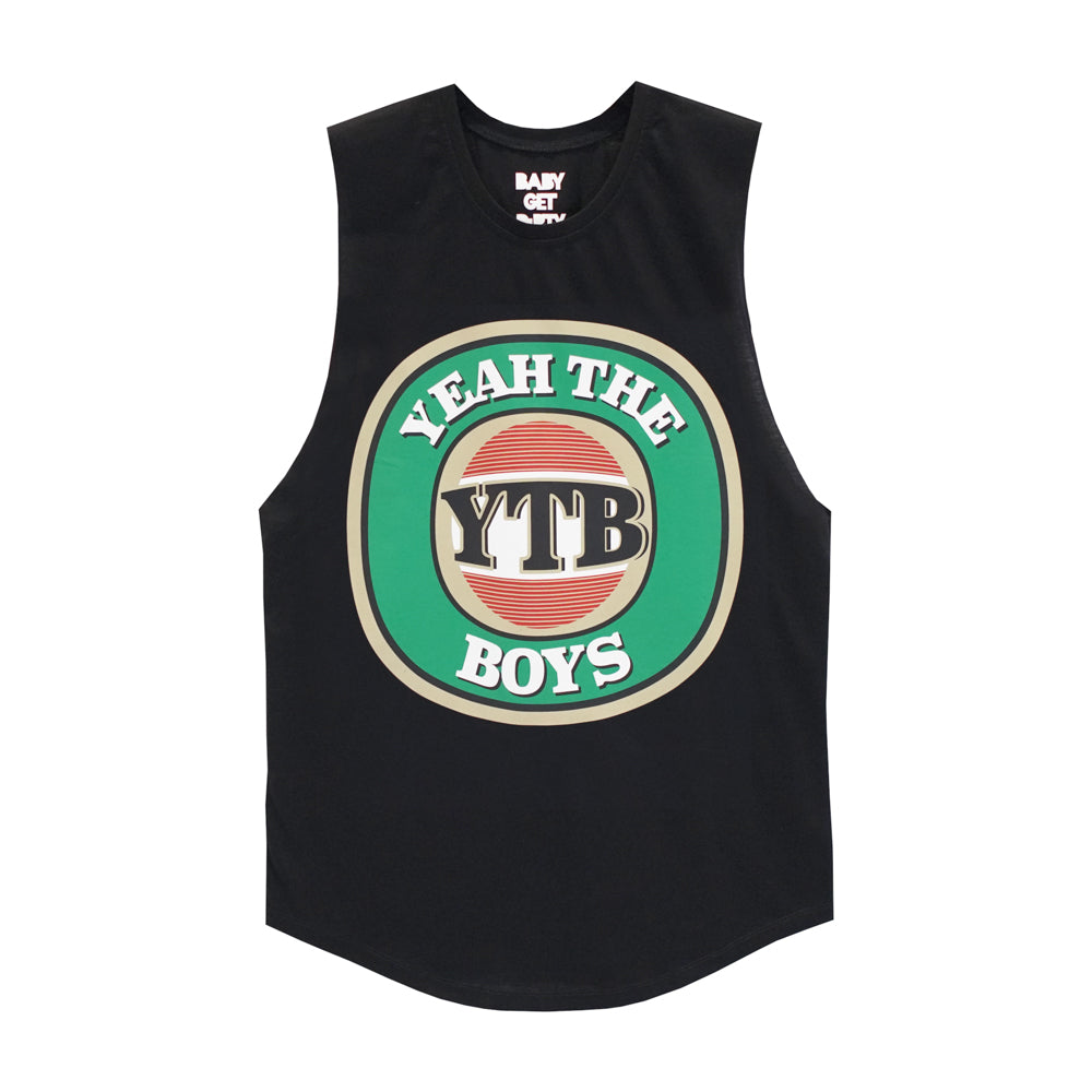 YTB FROTHY BOYS MUSCLE TEE
