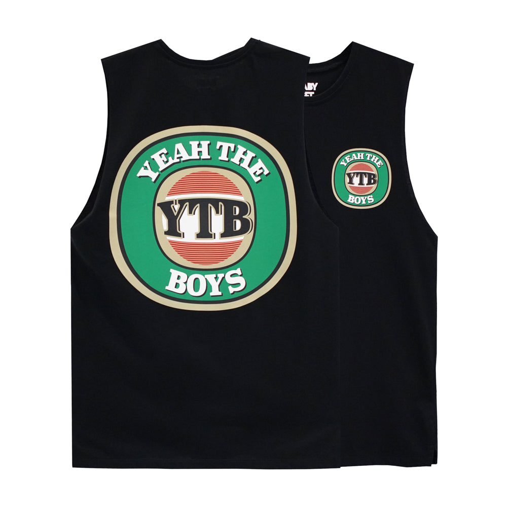 YTB FROTHY BOYS MUSCLE TEE SMALL PRINTS