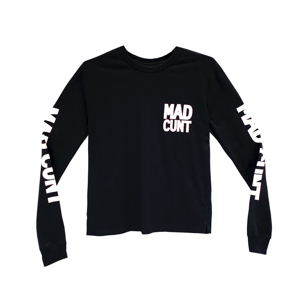 MAD CUNT GIRLS LONG SLEEVE