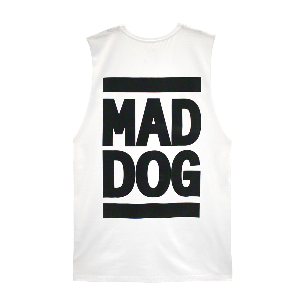 MAD DOG BOYS MUSCLE TEE SMALL PRINTS