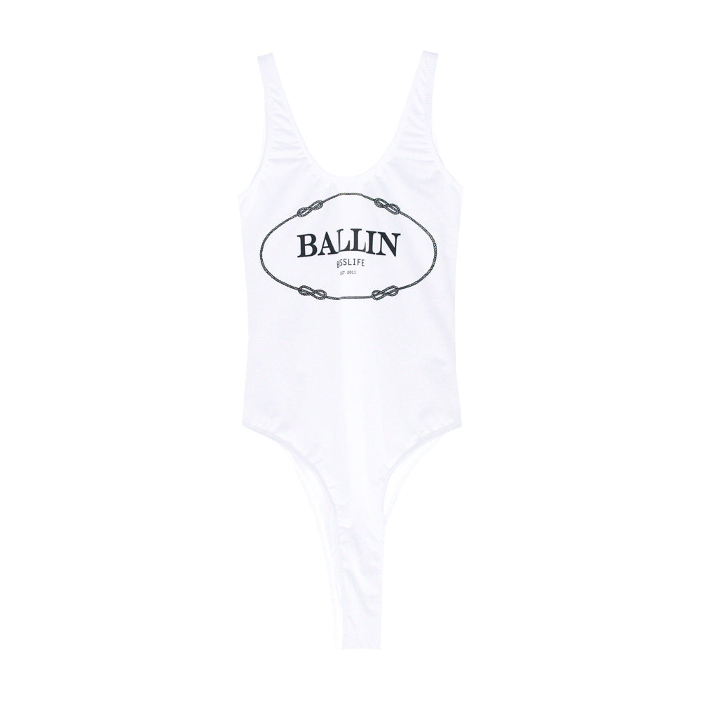 BALLIN BOSSLIFE SWIMSUIT HIGH