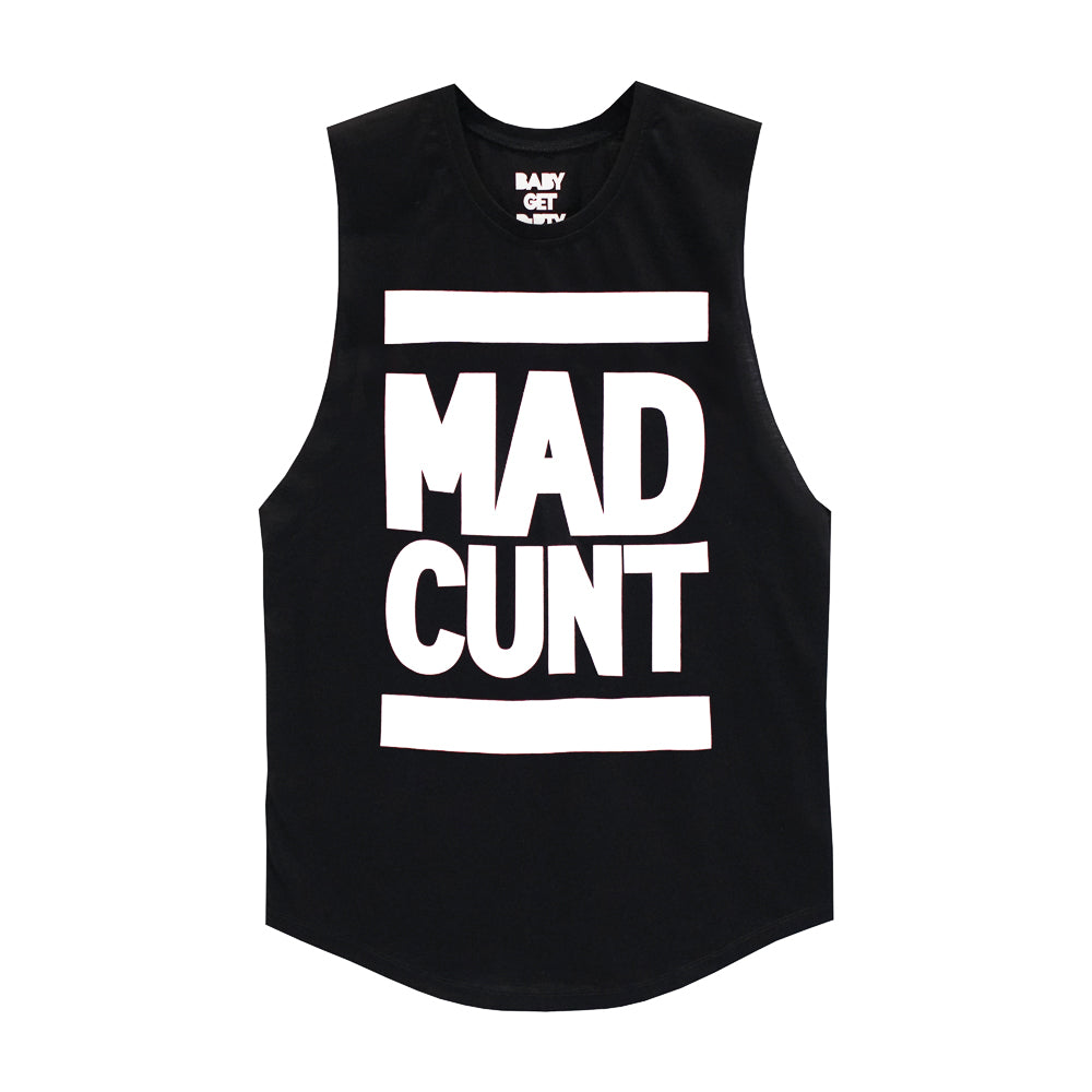MAD CUNT BOYS MUSCLE TEE
