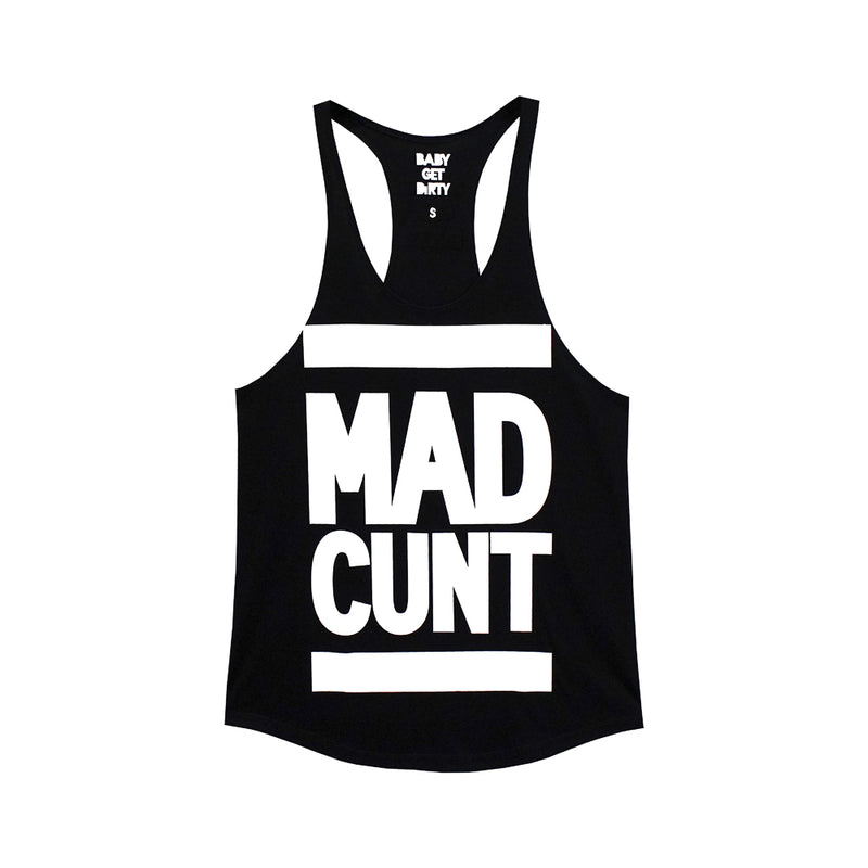 MAD CUNT BOYS T-BACK
