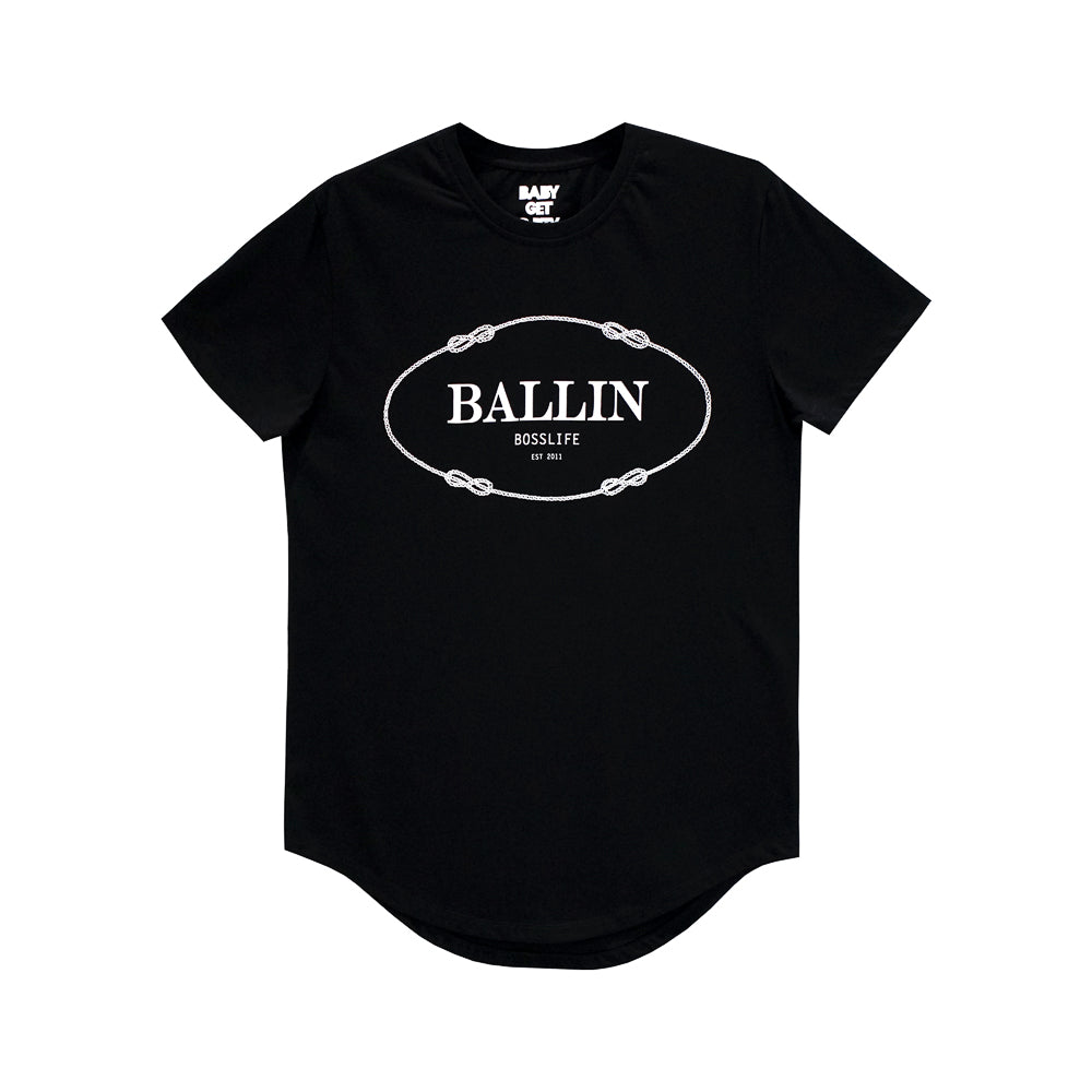 BALLIN BOSSLIFE TALL TEE SCOOP V3