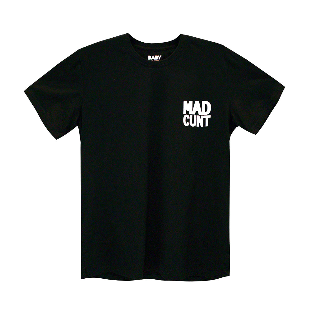MAD CUNT SMALL PRINT TEE