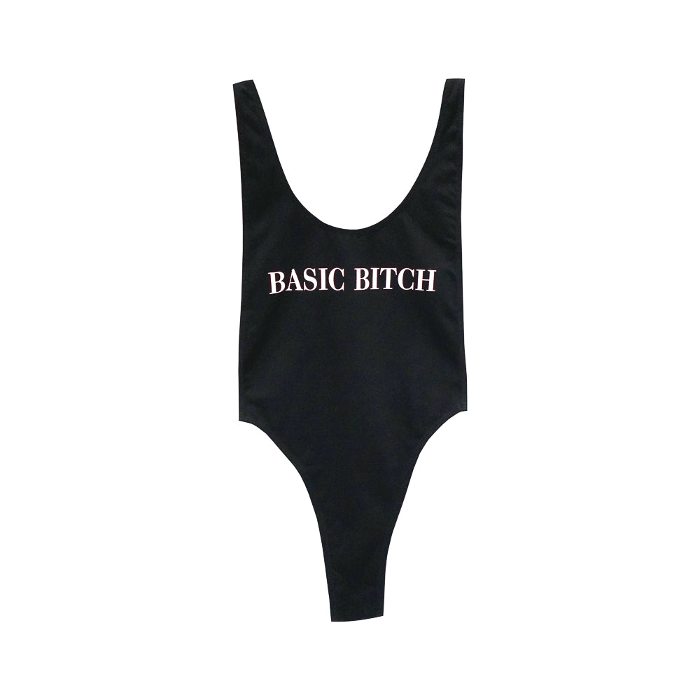 BASIC BITCH BODYSUIT LOW V2