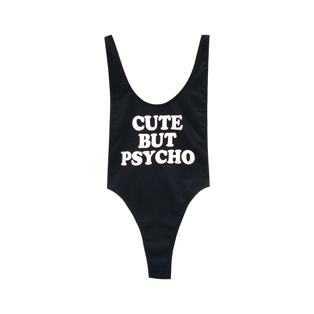 CUTE BUT PSYCHO BODYSUIT LOW V2