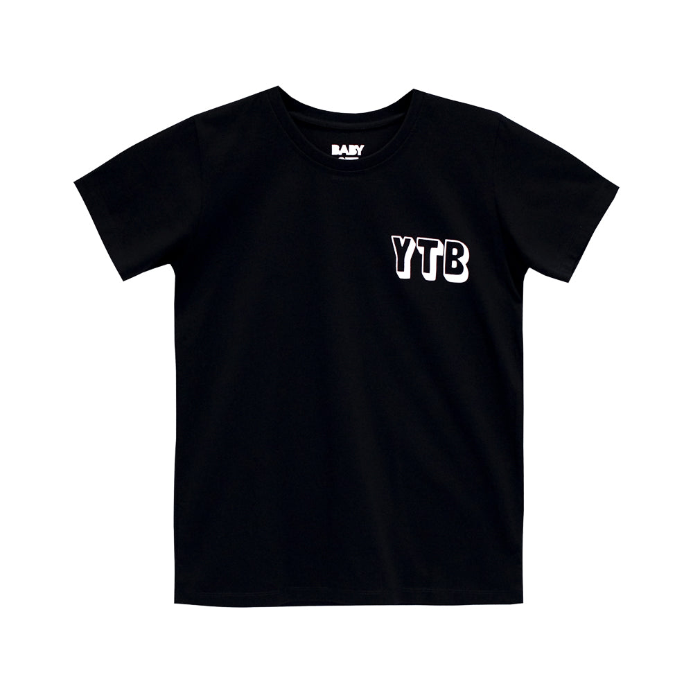 YEAH THE BOYS GIRLS SMALL PRINT TEE