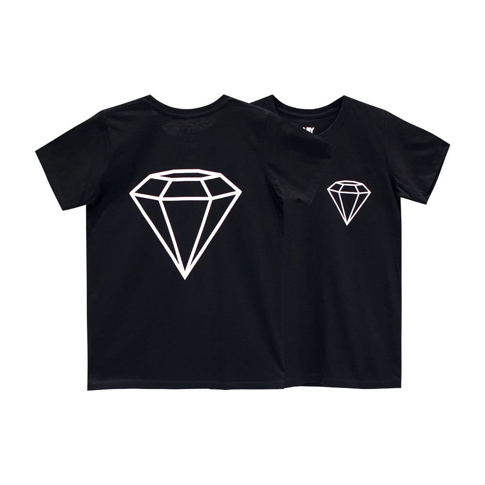 DIAMOND V2 GIRLS STANDARD TEE