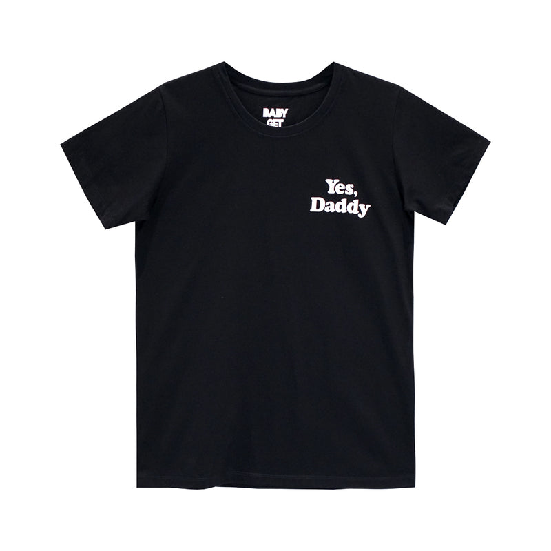 YES DADDY GIRLS STANDARD TEE