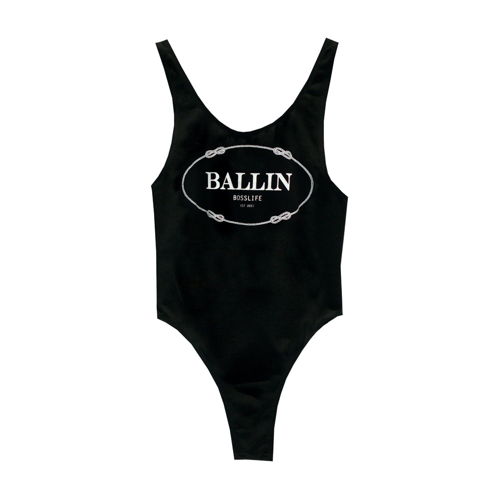 BALLIN BOSSLIFE BODYSUIT MID NO BUTTON