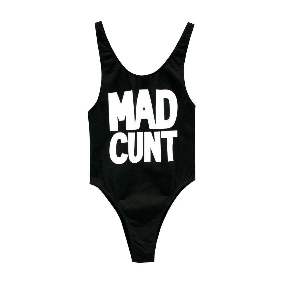 MAD CUNT BODYSUIT MID CUT