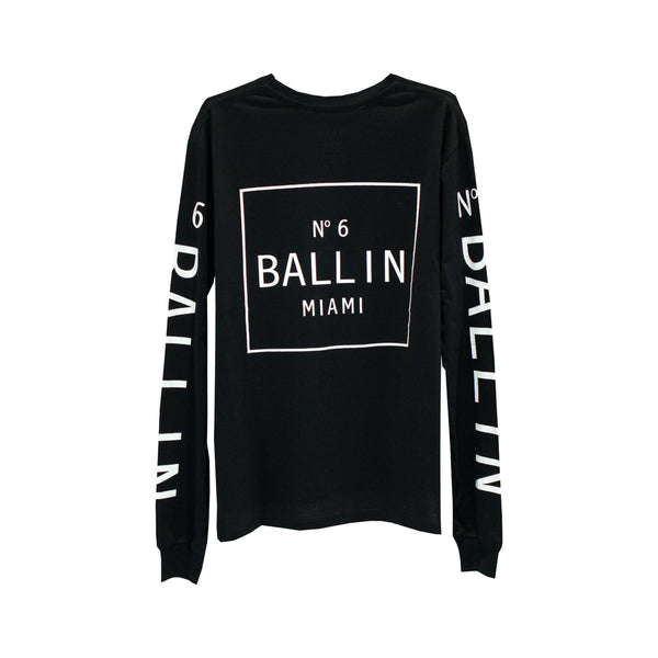 BALLIN GIRLS LONG SLEEVE