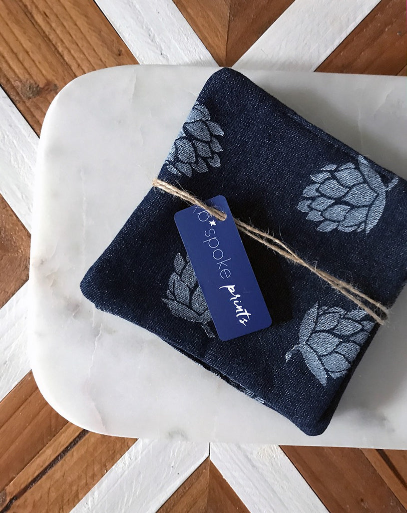 Cascade Coasters, Set of 4