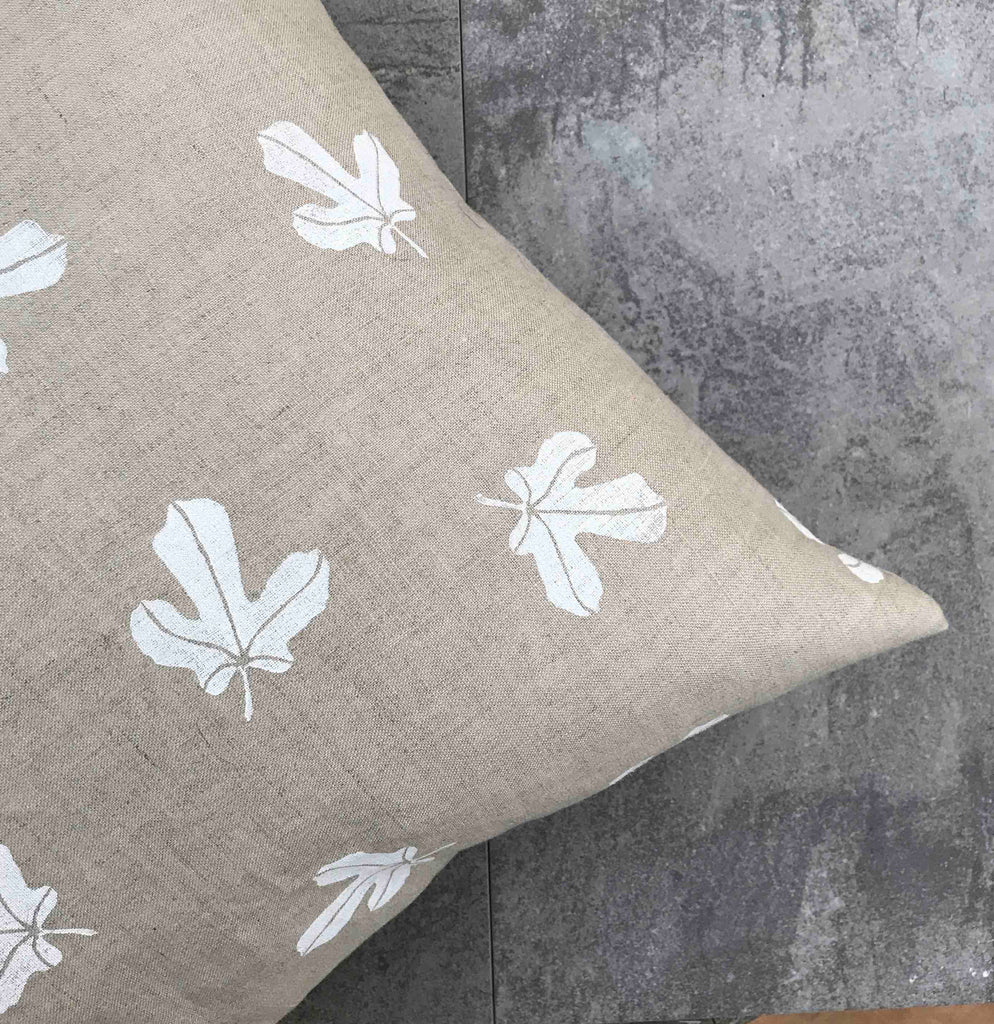 Fig Forest Pillow