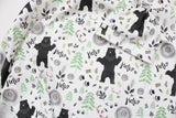 Swaddle Blanket - Woodland Bears