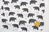 Swaddle Blanket - Geo Bears