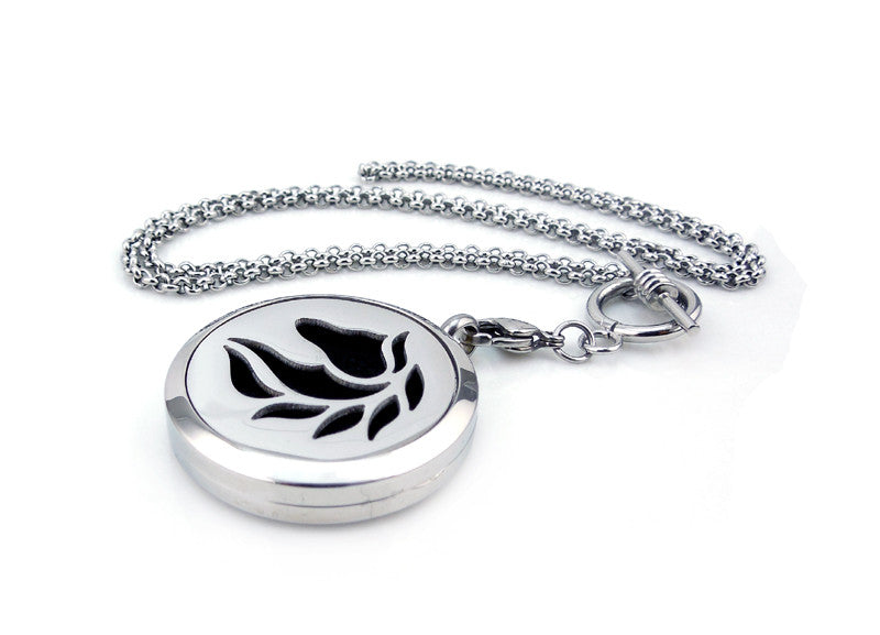 Aromatherapy - Essential Oils Diffuser Necklace