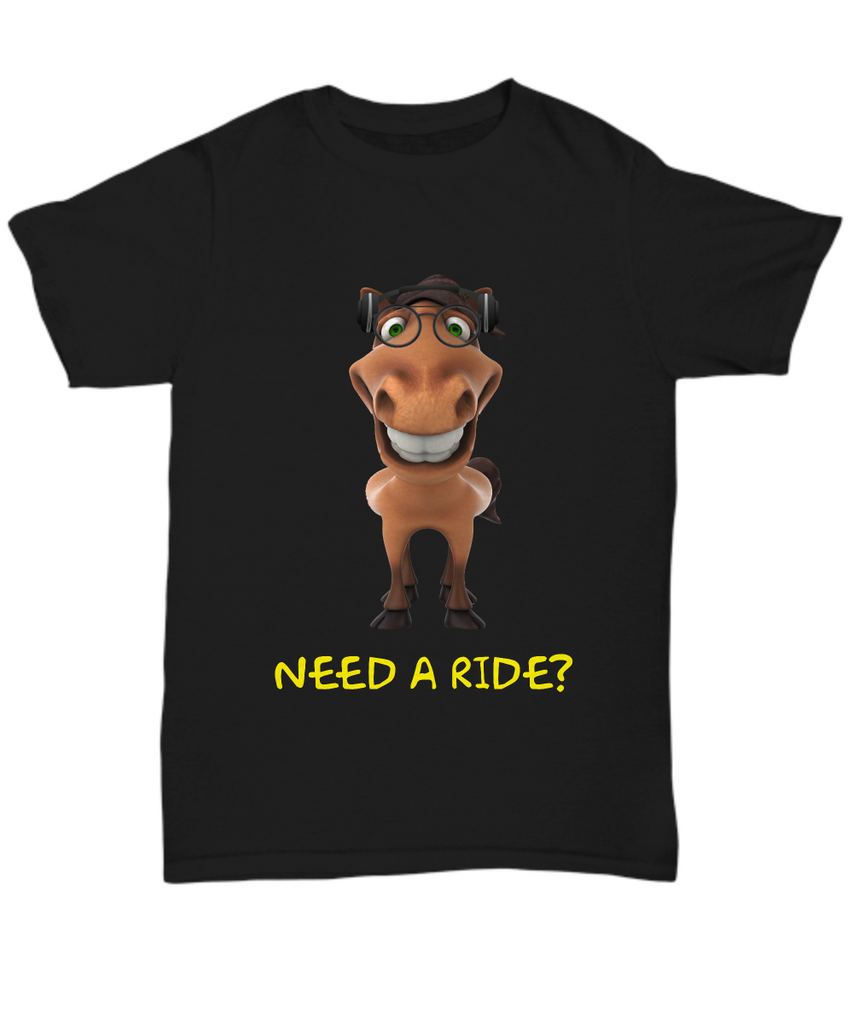 Need A Ride T-Shirt
