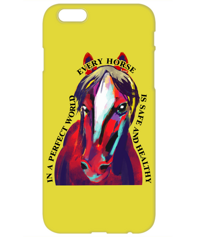Perfect World Phone Case
