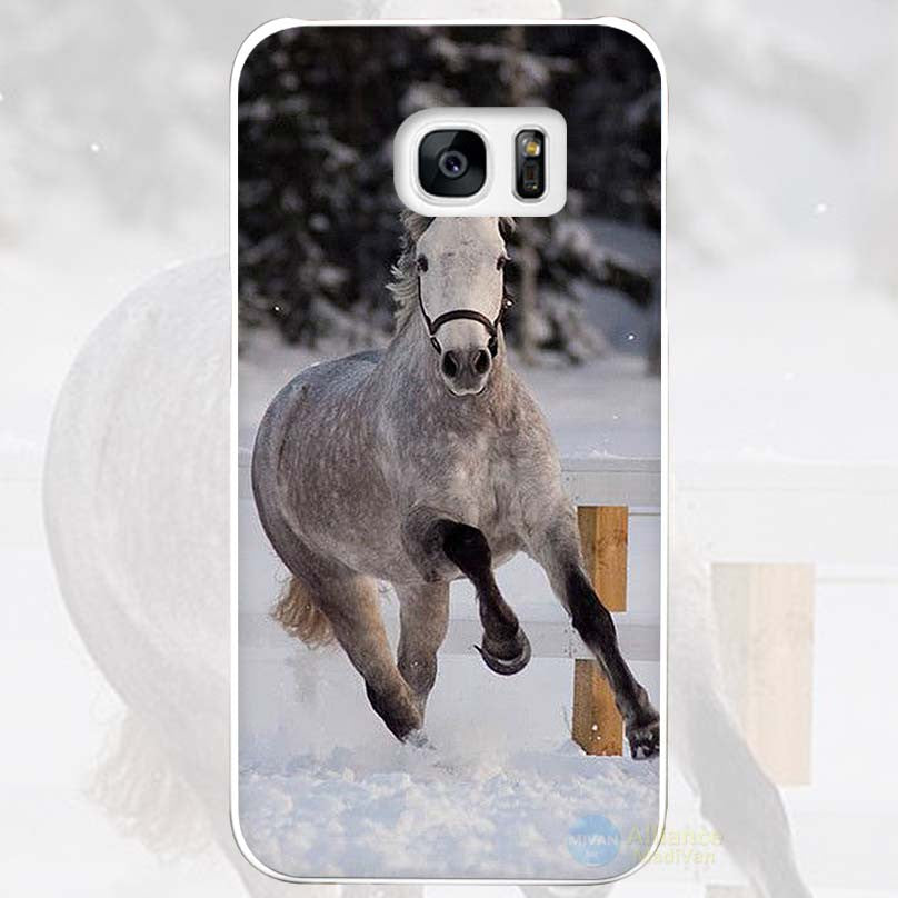 Running Horse Samsung Case Cover