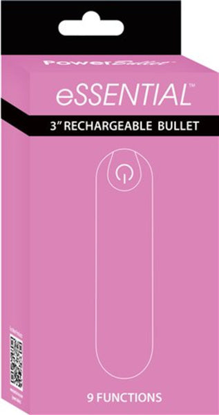 Essential Rechargeable Power Bullets Pink