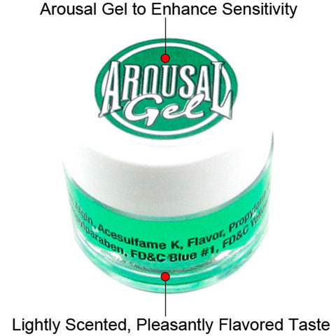 Arousal Gel Mint Flavored