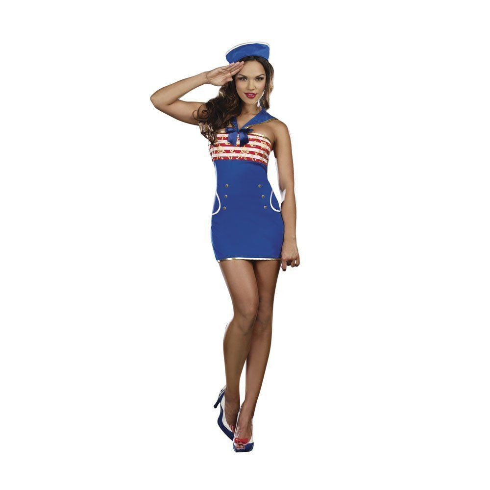 Alexa Ridin Waves 2 Piece Sailor Set A8950 Size Large