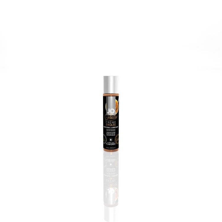 Jo Gelato Creme Brulee Water Based Flavoured Lubricant 30ml