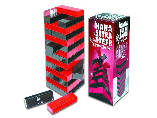 Kama Sutra Tower Game - The Best Sex Position Game Ever!