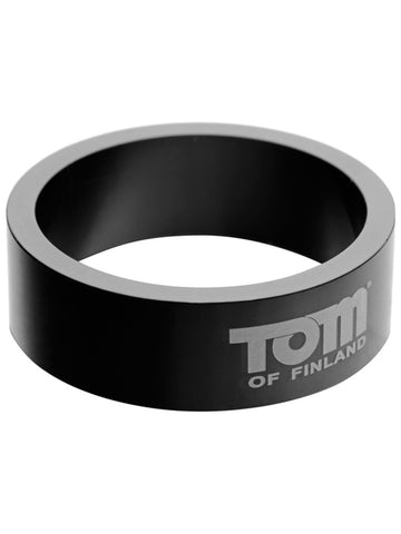 Tom of Finland Aluminum Cock Ring (50MM)