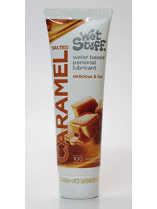Wet Stuff Salted Caramel 100g Tube