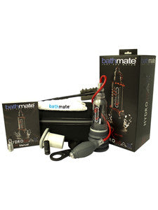 Bathmate Hydromax Xtreme X20 Hydro Pump and Kit Penis Enlarger Clear