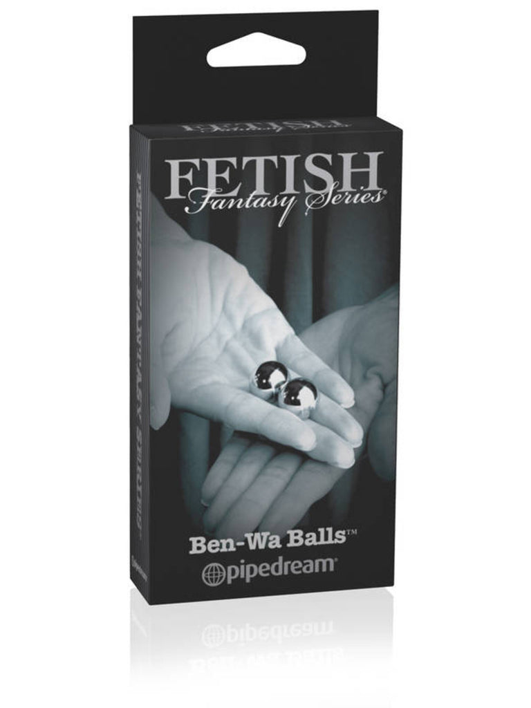 Fetish Fantasy Series Limited Edition Ben Wa Balls - Metal - 2oz