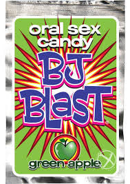 Bj Blast Oral Sex Candy Apple